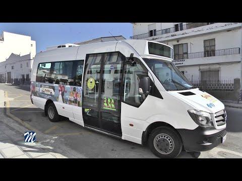 El área de Parque Móvil informa sobre el Bus Urbano