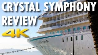 getlinkyoutube.com-Crystal Symphony Tour & Review ~ Crystal Cruises ~ Cruise Ship Tour & Review [4K Ultra HD]