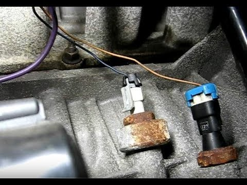 Knock Sensor Replacement