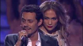 very sexy Jennifer Lopez  Marc Anthony feat. J. Lo (American Idol S10E39 - YouTube.flv