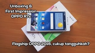 getlinkyoutube.com-OPPO R7s Unboxing & First Impression Indonesia