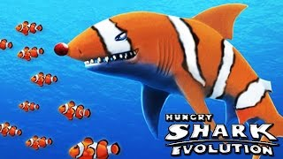 getlinkyoutube.com-Hungry Shark Evolution - New Live Event - April Fool's Day
