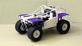 getlinkyoutube.com-Lego Technic 4x4 Hedgehog Trial Off-Roader – Лего Техник внедорожник Ёжик
