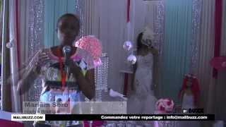Houly's Boutique etait au 1er Salon du Mariage de Bamako