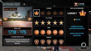 getlinkyoutube.com-NBA 2K16 MyPARK | How to make 1 Million VC Fast