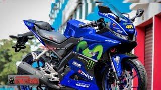 getlinkyoutube.com-YZF-R15 2017 Top speed 150 km/h 19.3 ps (14.2 kw) 95,000 บาท + -  : motorcycle tv