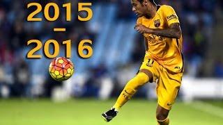 getlinkyoutube.com-Neymar Jr. ✪Magic Skills Show 2015/2016 HD✪