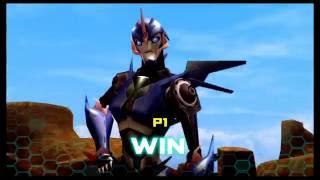 getlinkyoutube.com-Transformers Prime The Game Wii U Multiplayer Brawl part 3