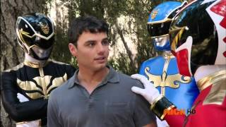 Power Rangers Megaforce - Stranger Ranger - Power Rangers Training (Episode 4)