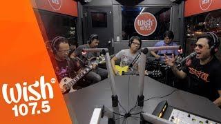 "The Dawn Performs ""Salamat"" LIVE On Wish 107.5 Bus"