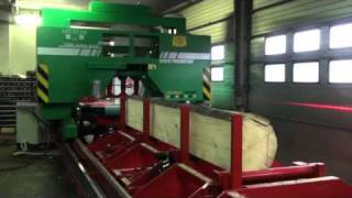 MEBOR Band sawmill HTZ 1200 SP+