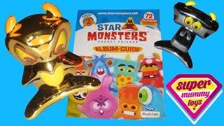 getlinkyoutube.com-Star Monsters Series 2 Starter Pack with Ultra Rare Gold Star Monster