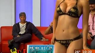 Queremos mas - Ingrid en Bikini