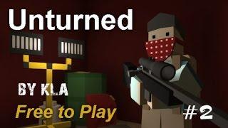 getlinkyoutube.com-Unturned Ep 2 By Kla