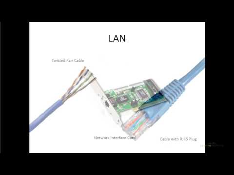 Network Scope - Local Area Network (LAN)