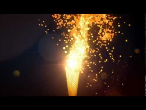 London 2012 Olympic Torch Relay trailer - BBC