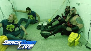 Breezango & The Ascension get