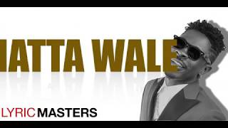 Shatta Wale - Gringo (Lyric Video)