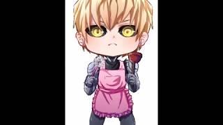 getlinkyoutube.com-Genos ( One Punch Man) SpeedPaint - Manga Studio