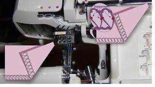 getlinkyoutube.com-Как настроить оверлок и как шить трикотаж