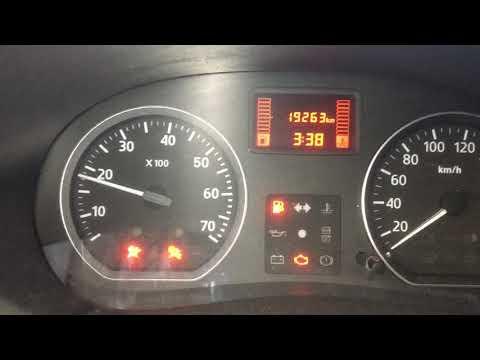 Т2210 ДВС (Двигатель) Renault Sandero 1.2i D4F732
