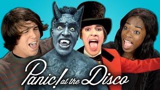 getlinkyoutube.com-Teens React to Panic! At The Disco