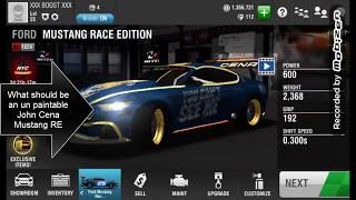 getlinkyoutube.com-Racing Rivals Force Painted Cars