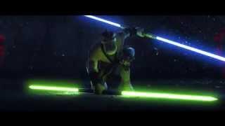 getlinkyoutube.com-Star Wars: The Clone Wars - General Pong Krell vs. Clones [1080p]
