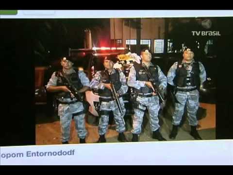 A Polícia Civil do Distrito Federal prendeu militares de Goiás suspeitos de executar um homem