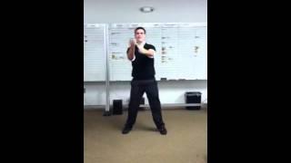 Tyler Renney Start Dance