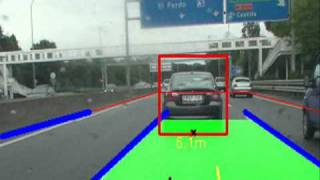 getlinkyoutube.com-Road lane and vehicle tracking OpenCV