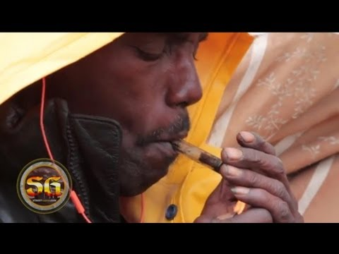 Homeless crack cocaine addict living in tent on the streets of Los Angeles for 12 years Ep 1.1