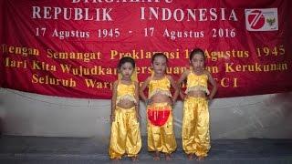 LUCU : Dance Kids (zubi-zubi),tarian anak2 TCI.