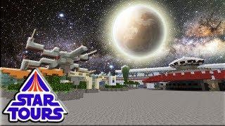 getlinkyoutube.com-Realistic Star Tours on Minecraft