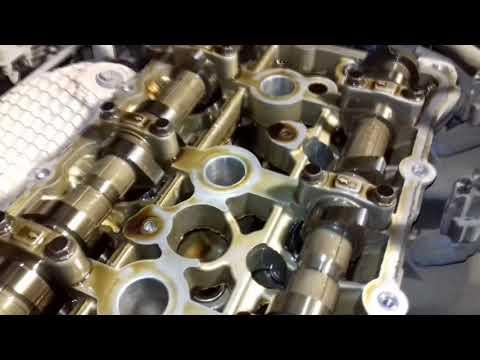 Замена прокладки клапанной крышки Kia Sorento. Авто - ремонт