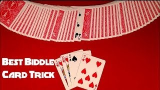 getlinkyoutube.com-Best Biddle Card Trick REVEALED!