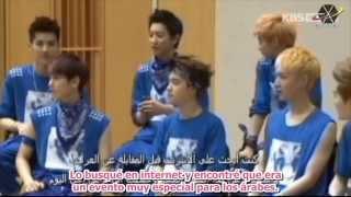getlinkyoutube.com-[EXOPLANETSPAIN SUB ESP] 15.07.13 EXO | Entrevista para KBS World Arabic