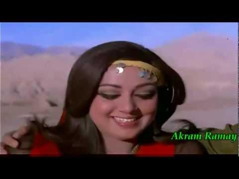 Kya Khoob Lagti Ho - Mukesh & Kanchan - Dharmatma (1975)