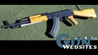 getlinkyoutube.com-New Chinese AK47 Polytech AKS-762