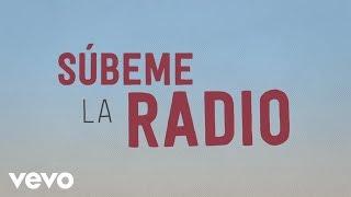 Enrique Iglesias - SUBEME LA RADIO (Animated Video) ft. Descemer Bueno, Zion & Lennox