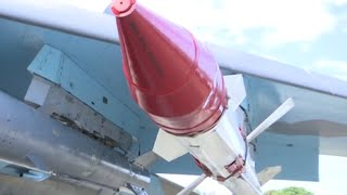 getlinkyoutube.com-Russian Su-34 jets get air-to-air missiles first time since start of operation in Syria