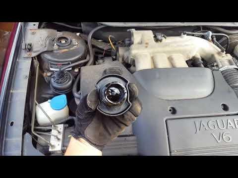 Контрактный двигатель Jaguar (Ягуар) 2.5 AJV6 | Где ? | Тест мотора