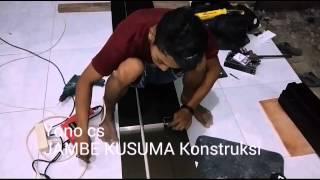 getlinkyoutube.com-Cara Membuat Kusen Aluminium