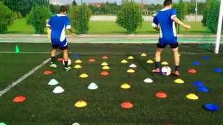 getlinkyoutube.com-Treino Técnico individual -  Soccer Coaching Ars Football