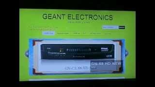 getlinkyoutube.com-GEANT CX88 HD NEW  مينو من تعديلي الخاص لجهاز