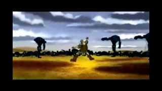getlinkyoutube.com-Star Wars - Clone Wars - Serie - Latino - 1/2