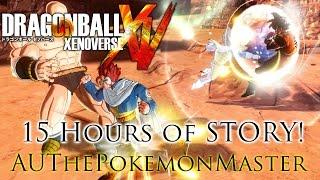 getlinkyoutube.com-Dragon Ball Xenoverse: 15 Hour Storymode! AND MORE!
