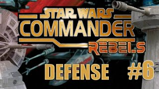 getlinkyoutube.com-Star Wars Commander Rebels - Part #6 DEFENSE (SWC Rebels Gameplay)