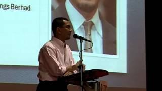 EXEMPLARY PROFESSIONAL - Dato Sri Hj Syed Zainal