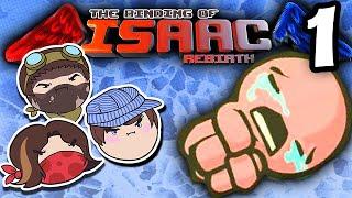 getlinkyoutube.com-The Binding of Isaac Rebirth: Nightmare Diglets! - PART 1 - Steam Train